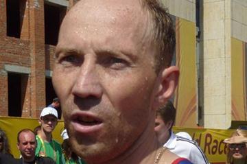 50km Race winner Sergey Kirdyapkin in Saransk (IAAF )