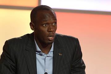 Usain Bolt - 2012 World Athlete of the Year (Giancarlo Colombo)