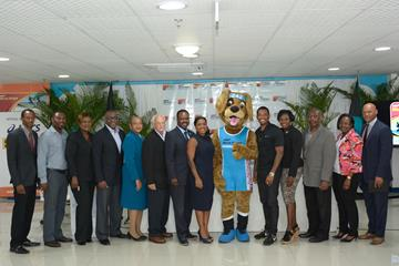LOC launch of the IAAF World Relays Bahamas 2017 (organisers)