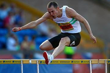 48.77 season's best for David Greene in Birmingham (Getty Images)