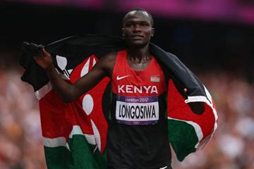 Thomas Pkemei Longosiwa (Getty Images)