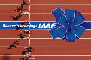Season's Greetings from the IAAF (IAAF)
