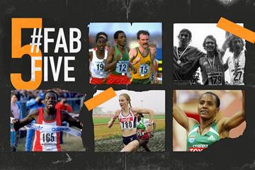 Fab five: classic World Cross Country Championships finishes (Getty Images)