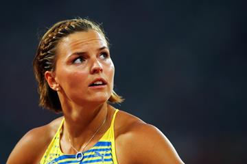 Swedish sprint hurdler Susanna Kallur (Getty Images)