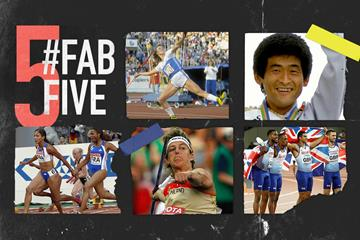 Fab five: home winners at the World Championships (Getty Images)