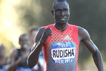David Rudisha speeds to Rieti victory (Giancarlo Colombo)