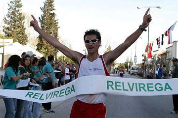 Francisco Fernandez wins in Rio Maior (loc)