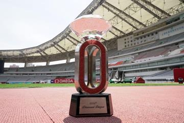 The Diamond Trophy in Shanghai (IAAF)