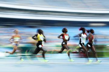 The women's 5000m at the Rio 2016 Olympic Games (Getty Images)