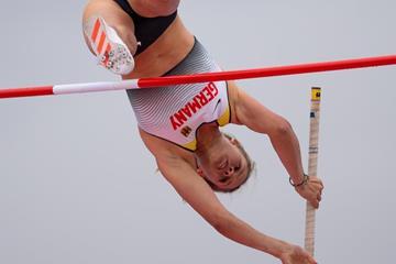 Leni Freyja Wildgrube of Germany in Buenos Aires (Lukas Schulze for OIS/IOC)