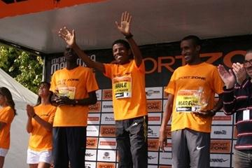 Gebrselassie reigns over another podium, this time at the Porto Half Marathon (runporto.com)