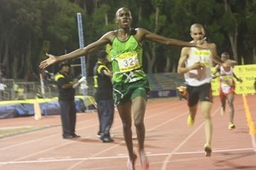 Big PB for Tshamano Setone in Port Elizabeth (Mark Ouma)