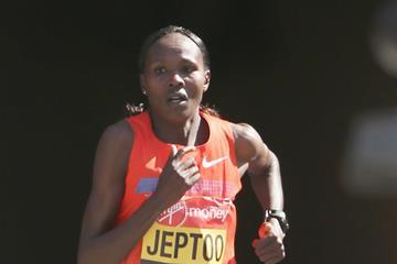 Kenyan distance runner Priscah Jeptoo (Getty Images)