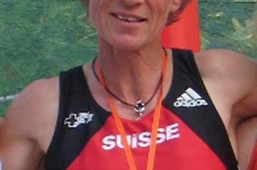 Christine Müller of Switzerland (WMA)