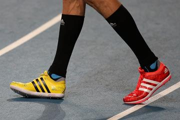 adidas athlete (Getty Images)