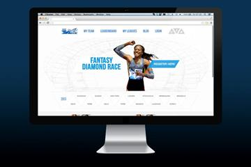 IAAF Fantasy Athletics - Diamond Race photo (IAAF)