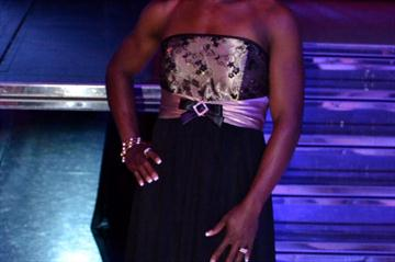 Veronica Campbell Brown at the 2010 IAF World Athletics Gala (Freelance)