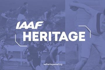 IAAF Heritage logo (IAAF)