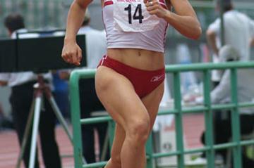 Desenzano winner Karolina Tyminska (Lorenzo Sampaolo)