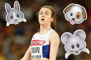 Laura Muir Emojis ()