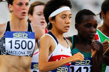 Distance runner Miyuki Uehara of Japan (Getty Images)