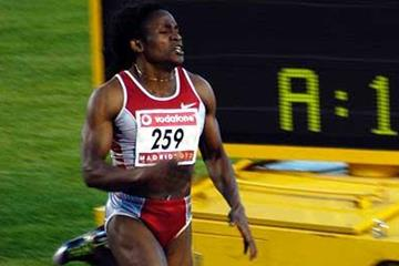 Mutola superb in Madrid (IAAF)