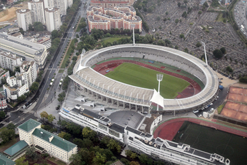 The Charlety Stadium in Paris (AFP / Getty Images)