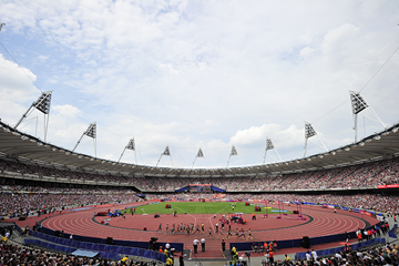 The London Olympic stadium (AFP / Getty Images)