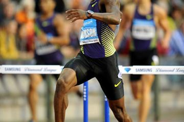 Another sub-48 for Bershawn Jackson, this time in Brussels (Jiro Mochizuki)