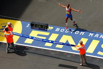 B.A.A. Boston Marathon (Getty Images)
