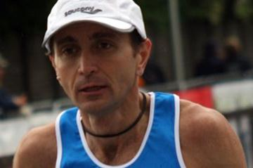 Giorgio Calcaterra at the 26th IAU World Championships  (Jan Vandendriessche)