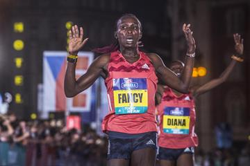 Fancy Chemutai in action at the Birell Grand Prix (Organisers)