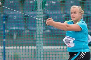 Joanna Fiodorow in Bydgoszcz (Marek Biczyk)