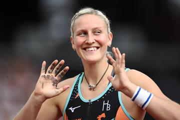 British pole vaulter Holly Bradshaw (Getty Images)