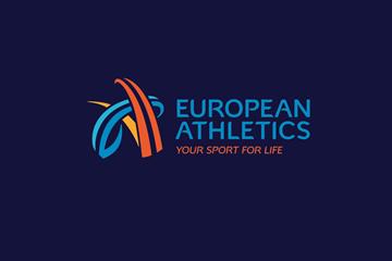 European Athletics logo (European Athletics)