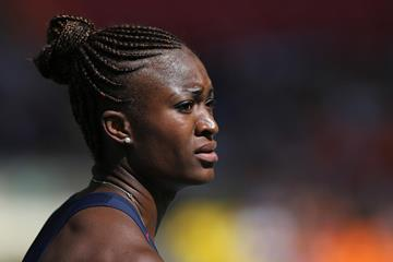 French heptathlete Antoinette Nana Djimou (Getty Images)