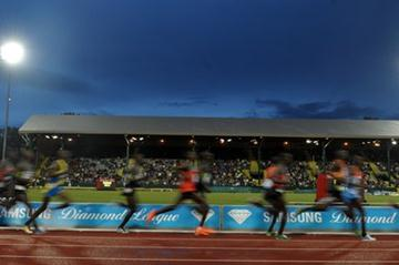 Eugene's Hayward Field - Samsung Diamond League (Kirby Lee - Image of Sport)