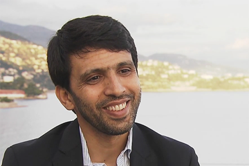 Hicham El Guerrouj on IAAF Inside Athletics (IAAF)