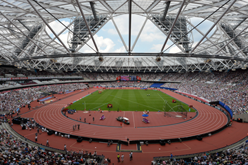 A view of the London Stadium (Kirby Lee)
