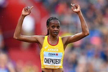 2018 Continental Cup champion Beatrice Chepkoech (Getty Images)
