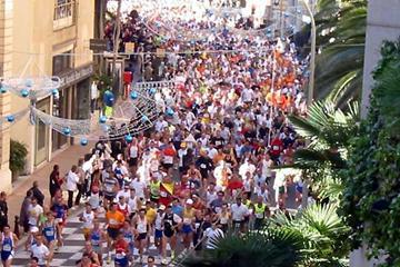 The start of the 2004 Monaco Marathon (loc)