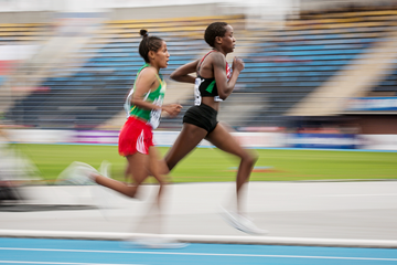 Emmaculate Chepkirui in action at the IAAF World U20 Championships (Getty Images)