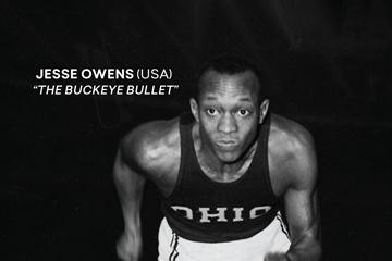 Jesse Owens (USA) ()