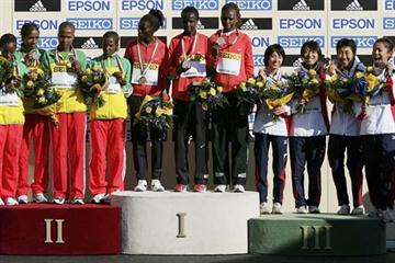 Kenya on top of the road running world. Will it be business as usual in Rio? (Getty Images)