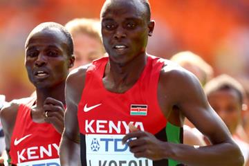Kenyan distance runner Isiah Koech (Getty Images)