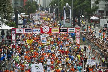 Saint Silvester São Paulo, Brazil (Organisers)