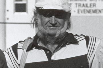 Polish sprints coach Gerard Mach ()