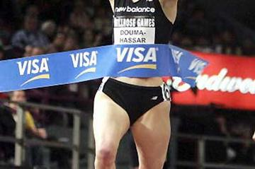 Shobukhova and Douma-Hussar to run Mile at the Armory ...