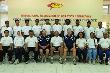 CECS Level III MD-LD Jakarta 2009 (IAAF)