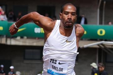 More late round heroics by Christian Taylor, this time in Eugene (Victah Sailer)